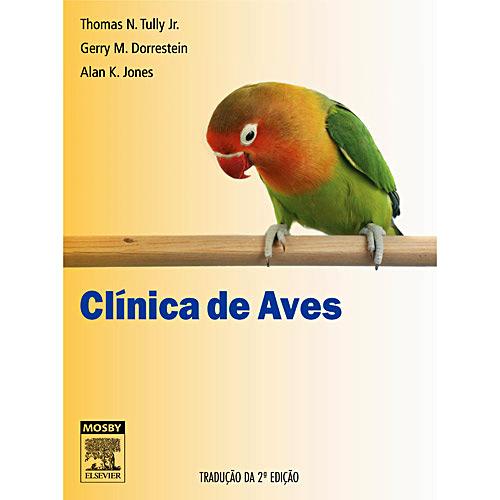 Livro – Clínica de Aves